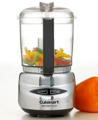 Cuisinart DLC-4CHB Food Processor, Mini...