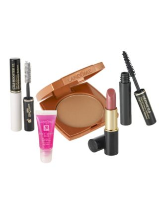 FREE SHIPPING and 5-Piece Sample Offer with $50 Lancome Purchase!