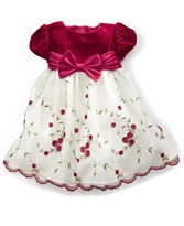 a549c3e3ec2e Baby Girl Dresses at Macys - Holiday, Birthday & Christmas Clothing ...