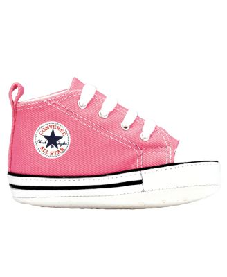 Converse Baby Boy or Baby Girl First Star Crib Shoes