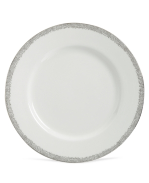 Calvin Klein Home Antique Ribbon Dinner Plate