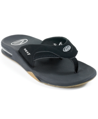Reef Fanning Thong With Bottle Opener Men's Shoes - Thong Sandals
