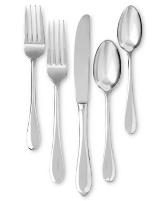 Gorham 18/10 Flatware, Studio 5 Piece Place Setting
