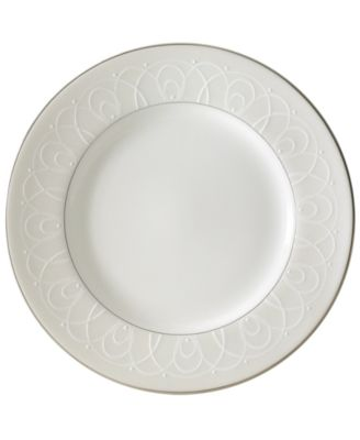 Waterford Ballet Icing Pearl Salad Plate