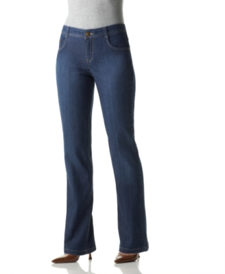 Charter Club Jeans, Classic Fit Straight Leg Madrid Wash