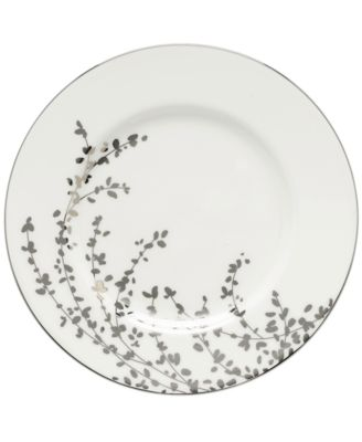 kate spade new york Gardner Street Platinum Accent Plate