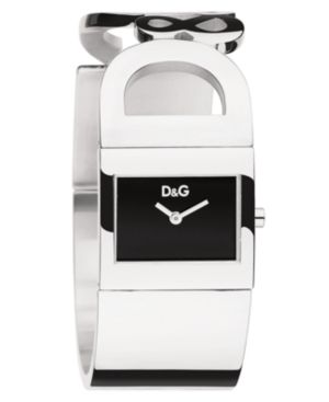 D&G Watch, Women's Festival Stainless Steel Bracelet DW0221