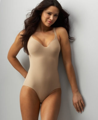 Wacoal Body Briefer, Try a Little Slenderness Hidden Underwire Seamless