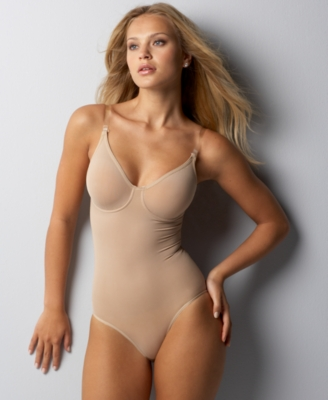 Body Wrap Bodysuit, Light Control Underwire