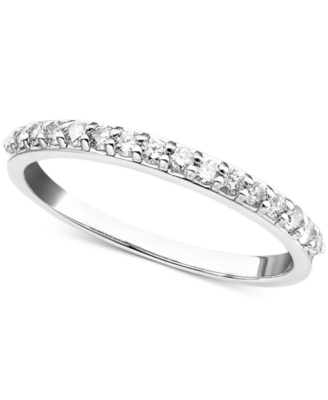 14k White Gold Diamond Ring (1/4 ct. t.w.)