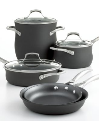 Calphalon Unison Nonstick 8 Piece Cookware Set