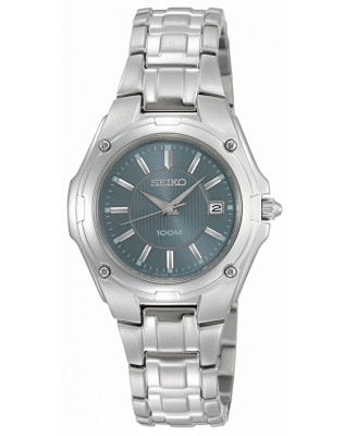 Seiko Watch, Women's Stainless Steel Bracelet SXDB45