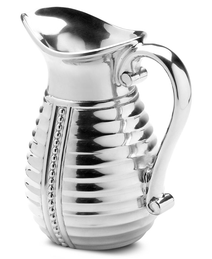 Wilton Armetale - Flutes and Pearls Pitcher