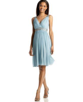 Chiffon Dress on Chiffon Dress   Knee Length Dresses Evening Dresses Dresses   Women S