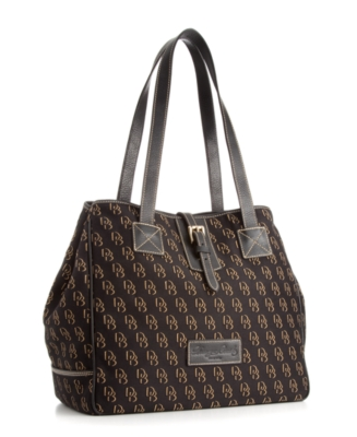 Dooney & Bourke Handbag, Shadow DB Tote, Large