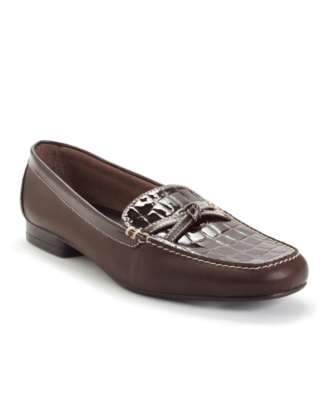 Karen Scott Shoes, Wendy Loafers Women's Shoes - Tassel Loafers