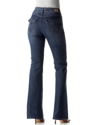 BandolinoBlu Jeans, Arianna Boot Cut, Dark Antique Wash