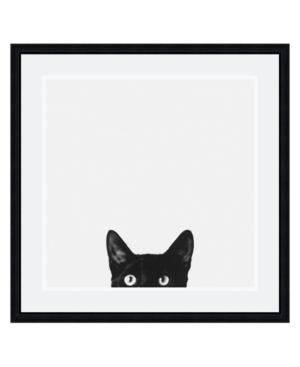 Amanti Art Curiosity Framed Art Print by Jon Bertelli