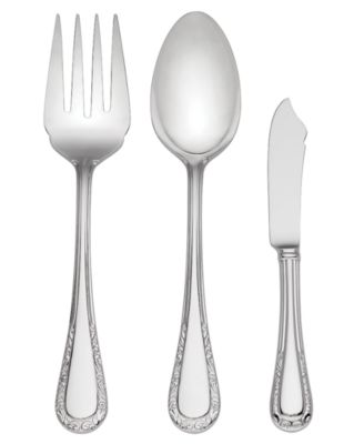 Lenox Venetian Lace 3-Piece Serving Set