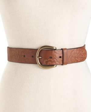 Fossil Belt, Sasha Leather