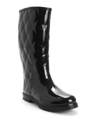 Dirty Laundry Shoes, Rain Quilted Rain Boots Women's Shoes