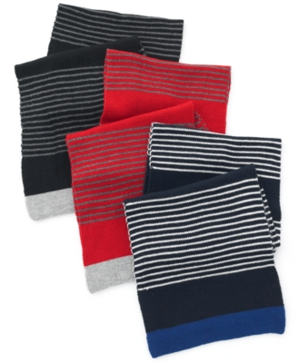 Nautica Scarf, Striped