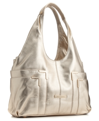 MICHAEL Michael Kors Handbag, Beverly Shoulder Tote, Large
