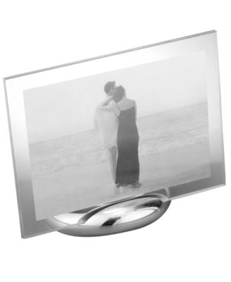 "Nambe Elbow 5"" x 7"" Picture Frame"