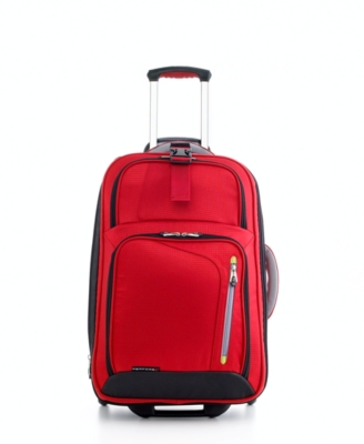 "Izod Suitcase, 21"" PerformX Expandable Carry-On"