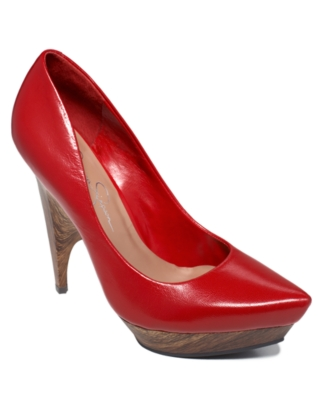 Platform Pumps - Jessica Simpson