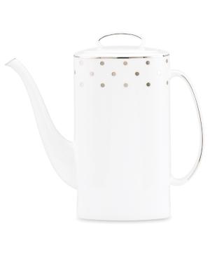 kate spade new york Dinnerware, Larabee Road Coffee Pot