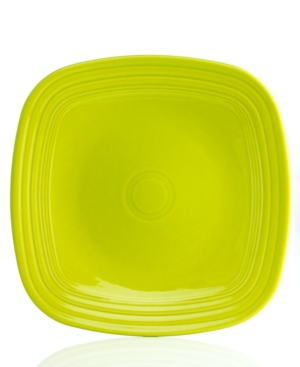 Fiesta Dinnerware, Square Dinner Plate