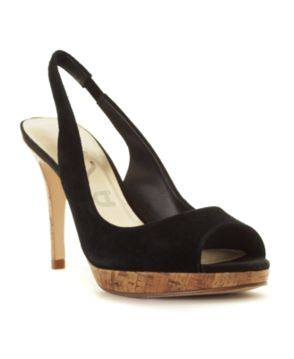 Unisa Shoes, Davina3 Peep Toe Pumps Women's Shoes