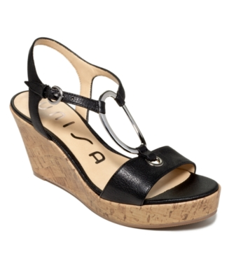Unisa Shoes, Otillia Wedges Women's Shoes