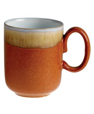 Denby Mug, Double Dip Fire
