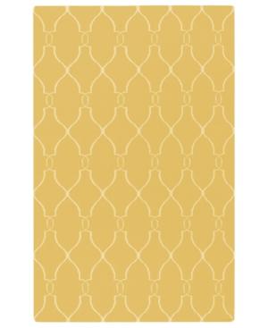 Surya Area Rug, Fallon FAL-1001 Yellow/Ivory 8' x 11'