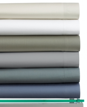 Calvin Klein Home Bedding, 300 Thread Count Sateen King Sheet Set Bedding