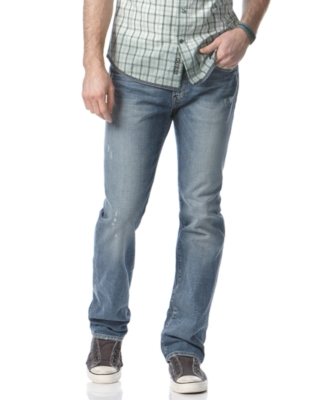 Guess Jeans, Lincoln Fit Pack Wash Jeans