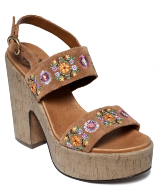 Lucky Brand Shoes, Taul Wedges Women's Shoes
