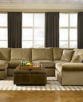 virtual fabric sectional living room furniture collection living