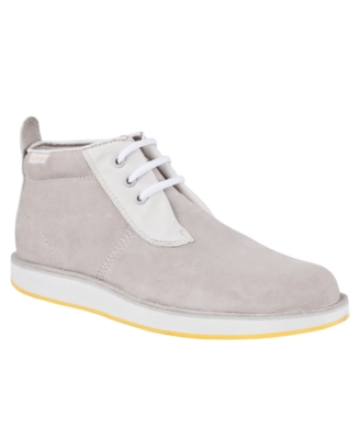 Dr Martens Shoes, Harris 3 Eye Chukka Boots Men's Shoes