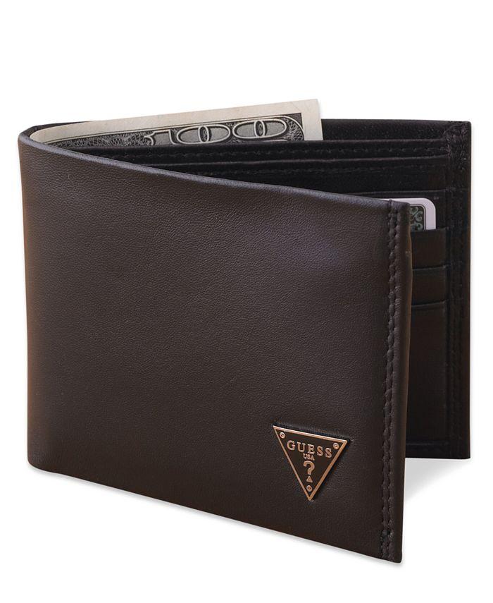 GUESS - Wallet, Cruz Passcase Billfold
