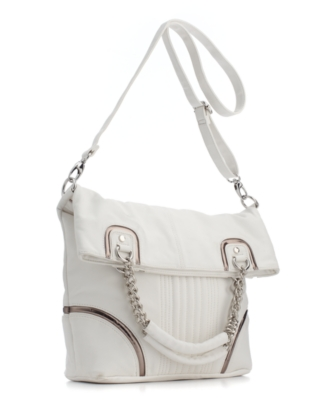 BCBGeneration Handbag, Zooey Fold Over Messenger Tote