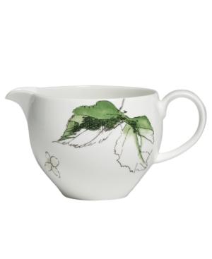 Vera Wang Wedgwood Dinnerware, Floral Leaf Creamer