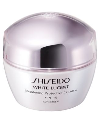 Shiseido White Lucent Brightening Protective Cream