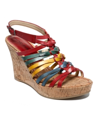 Marc Fisher Shoes, Carnie Wedges Women's Shoes
