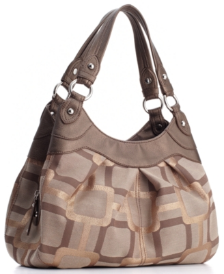 Nine West Handbag, Vegas Signs Four Poster Shopper, Medium
