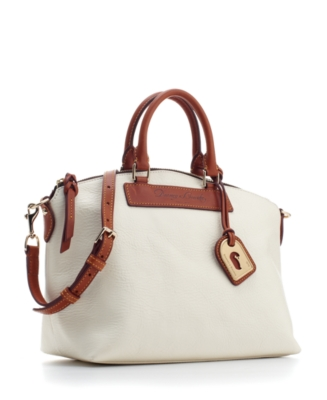 Dooney & Bourke Handbag, Dillen Leather Satchel