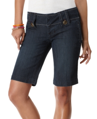 Tyte Shorts, Noble Stitched Bermuda Shorts