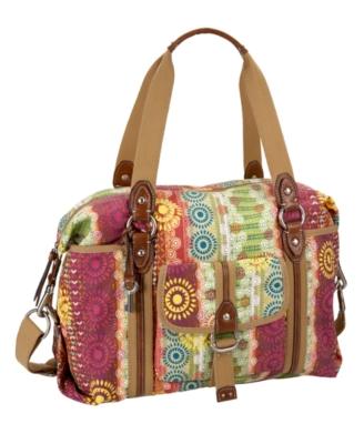 Fossil Handbag, Destin Duffel Bag